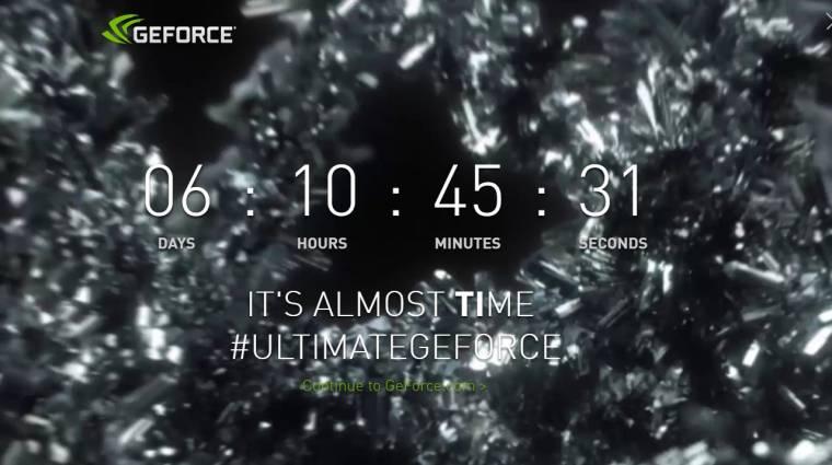 Február 28-án jöhet a GeForce GTX 1080 Ti kép