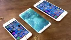 3D-s lézerszkennerrel támad az iPhone 8 kép
