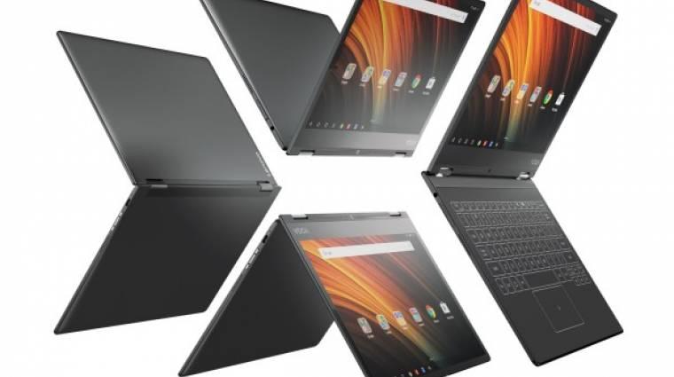 Androidos hibriddel újított a Lenovo kép