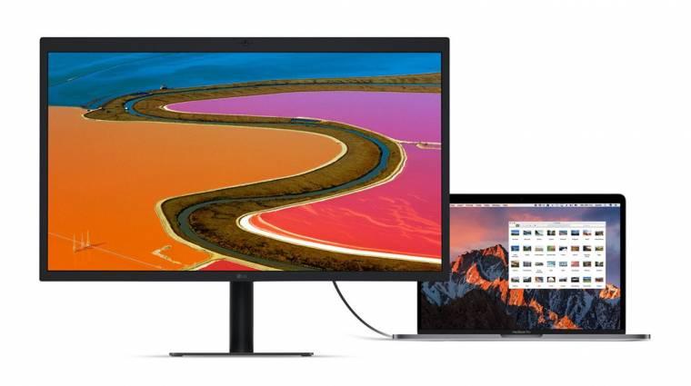 Kiküszöböli az UltraFine 5K monitor hibáját az LG kép