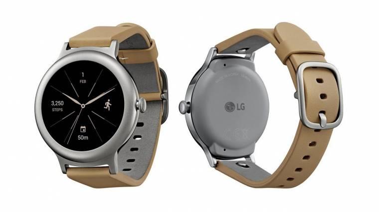 Korábban jönnek az LG új okosórái kép