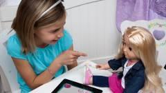 Kémkedő játékbabát tiltottak be Németországban kép