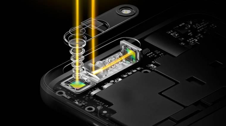 MWC: ötszörös optikai zoomot rak a telefonodba az Oppo kép