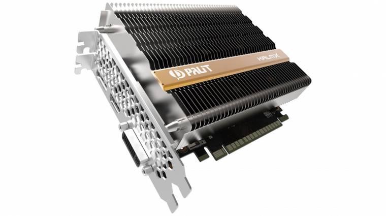 Itt  az első passzív hűtésű GTX 1050 Ti kép