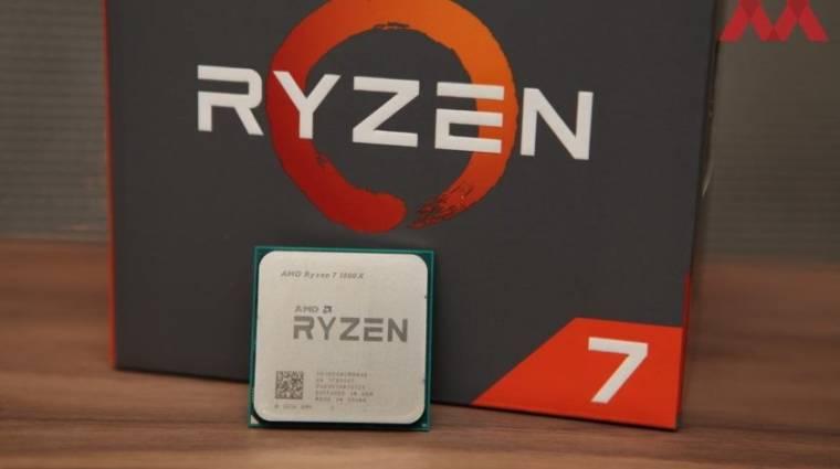 Ennyibe kerülnek a Ryzen processzorok kép
