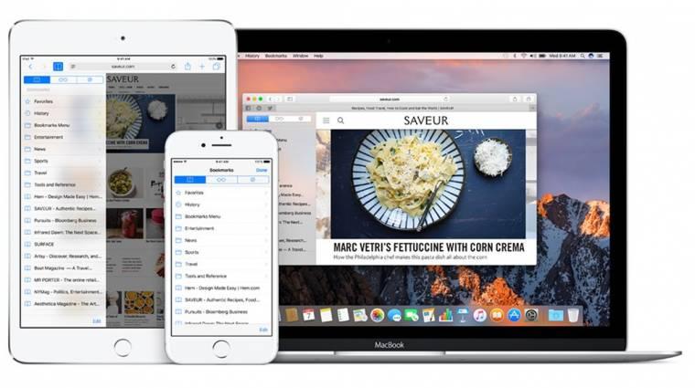 Nem törli az iCloud a Safari előzményeit kép