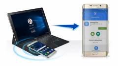 Jön a Windows 10-es gépekre a Samsung Flow kép