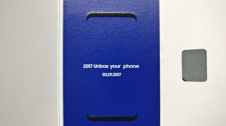 MWC: itt a kedvcsináló a Galaxy S8-hoz kép