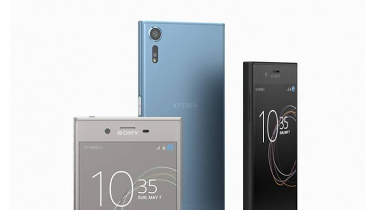 MWC: 4K HDR kijelzőt kapott a Sony Xperia XZ Premium kép
