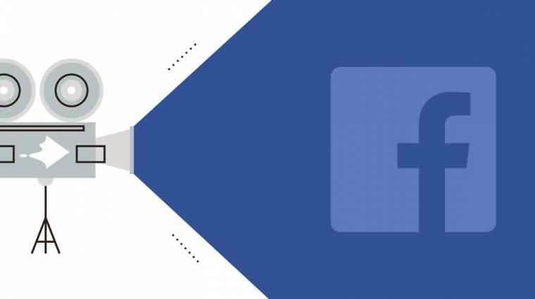 Okostévékre megy a Facebook videós appja kép