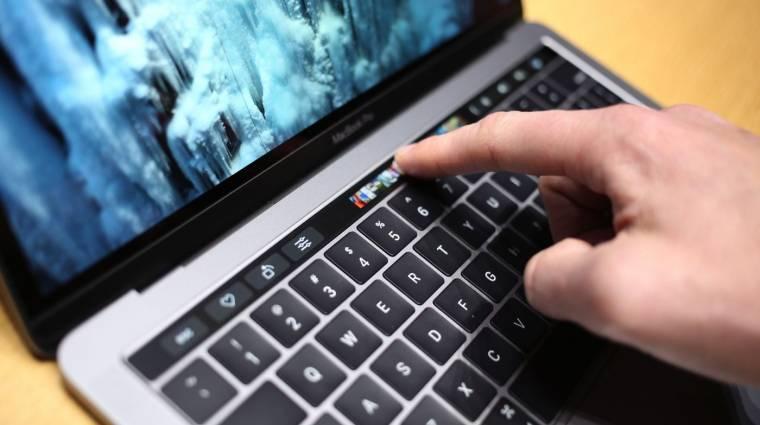 Saját lapkát tervez a MacBookokhoz az Apple kép