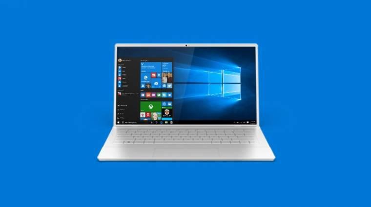 Egy helyben toporog a Windows 10 piaci részesedése kép