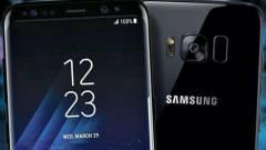 Ezért nem lesz normális ujjlenyomat-olvasó a Galaxy S8-ban kép