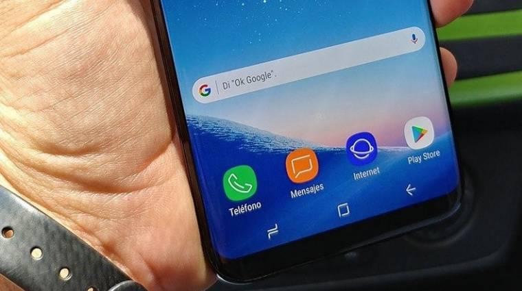 A Galaxy S8 nem mond le erről a trükkről kép