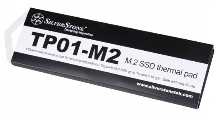 Melegszik az SSD-d? Ezzel hűtsd le kép