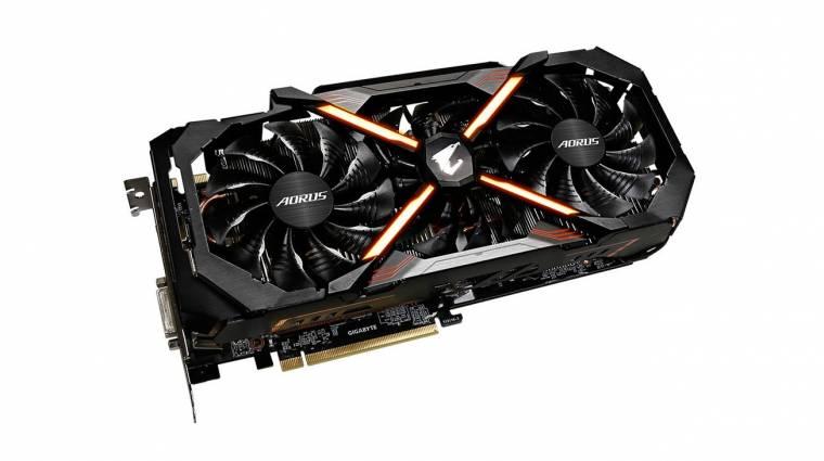 Ezt tudja az AORUS GeForce GTX 1080 Ti 11G kép