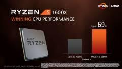 Hivatalos: érkeznek a Ryzen 5 processzorok kép