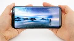 A biztonságért kicsit gyengébb a Galaxy S8 üzemideje kép
