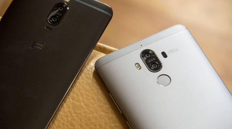 Huawei: nem kell 4 GB RAM-nál több egy okostelefonba kép
