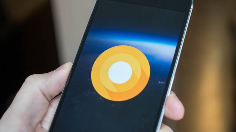 Rootolták az Android O előzetesét kép