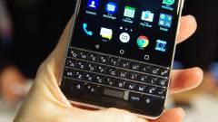 Három BlackBerry jön még az idén kép