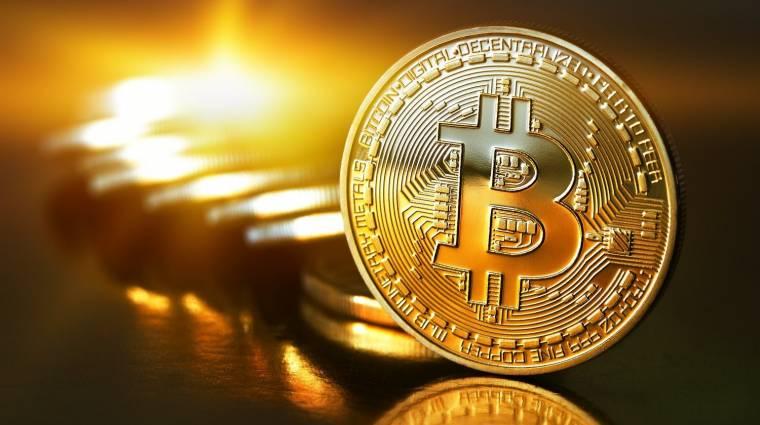 Bajban a virtuális pénz: ezért zuhant be a Bitcoin kép