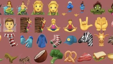 Ezekre a látványos emojikra számíthatsz idén