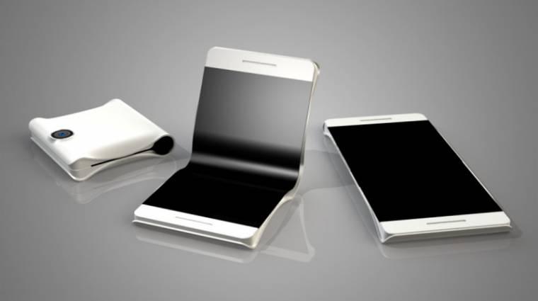 Igazi luxus lesz a Samsung összehajtható mobilja kép