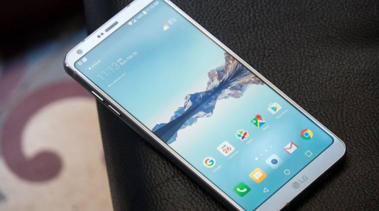 Ismerd meg az LG G6 titkait kép