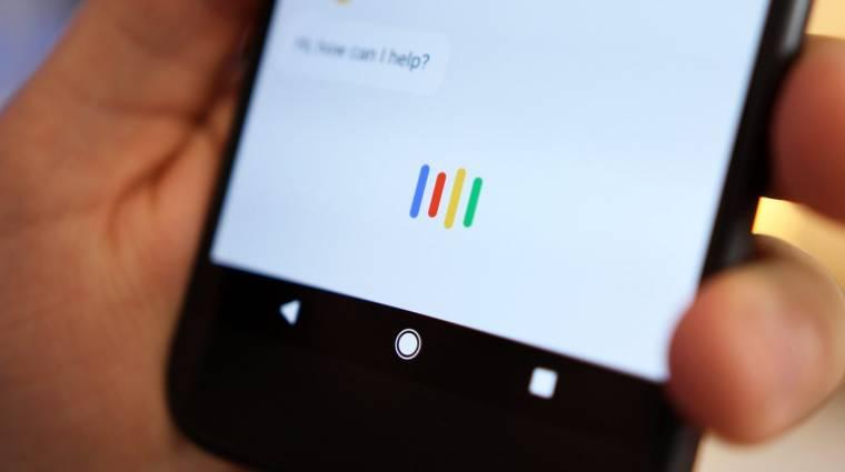 Elindult a Google Assistant kép