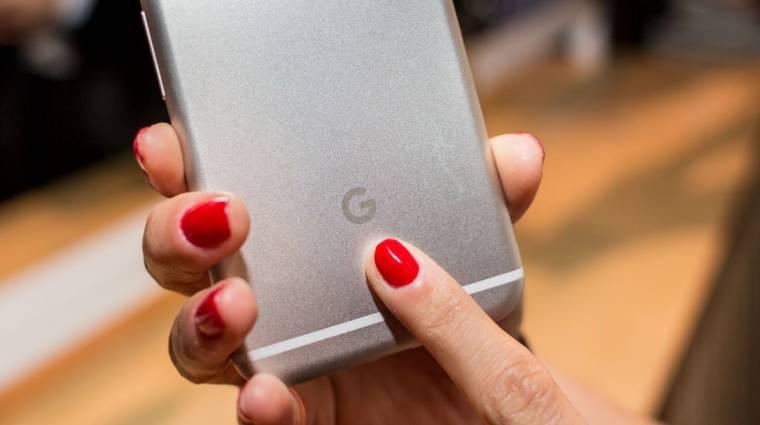 A Google Pixel 2 is drága lesz kép