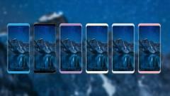 Itt a plakát a Galaxy S8-hoz kép