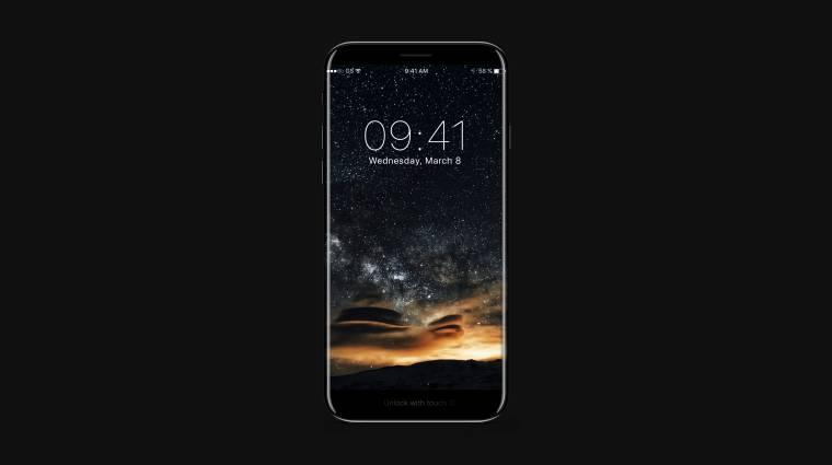Lehet, hogy nem olyan lesz az iPhone 8, mint reméljük kép