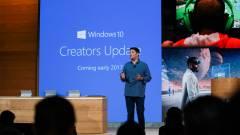 Lehet, hogy sokára kapod meg a Windows 10 alkotói frissítését kép