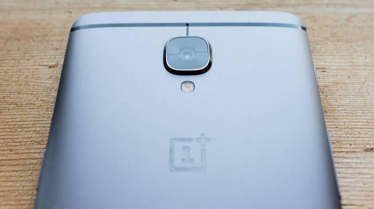Nagy baj van a OnePlus 3-mal és 3T-vel kép
