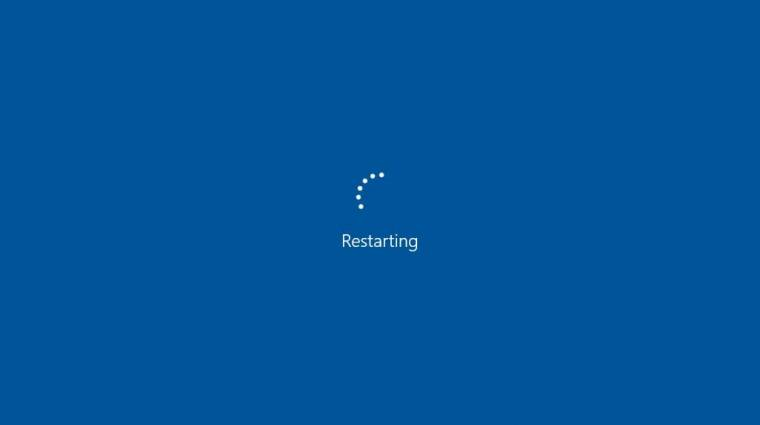 Így tiltsd le a Windows újraindítását kép