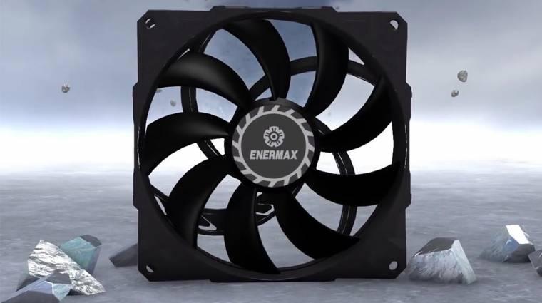 Jön az önmagát takarító ventilátor kép