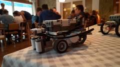 Robotprogramozó tábor - immár Budapesten is! kép