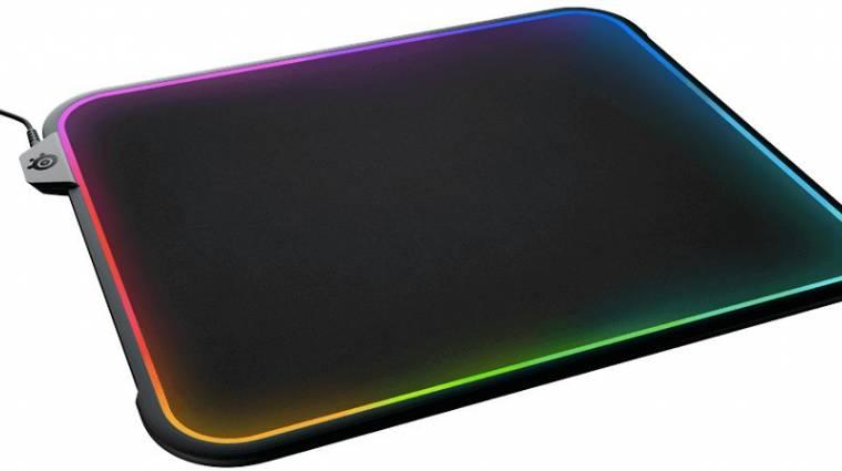 Mit szólnál egy 360 fokban megvilágított egérpadhoz? kép