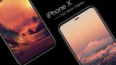 Ez lenne a végleges iPhone 8? kép