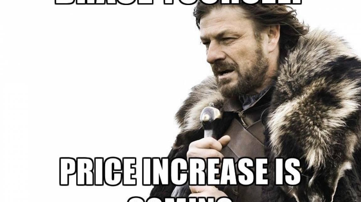 Újabb áremelés: ezúttal a RAM száll el kép