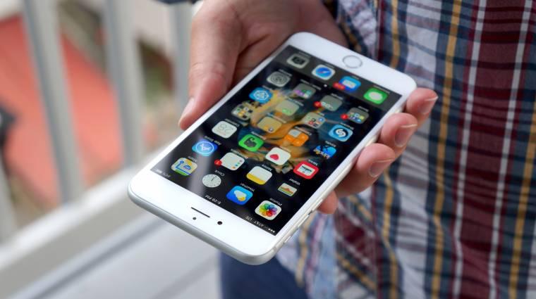 A semmiből építette meg az iPhone 6S készülékét kép