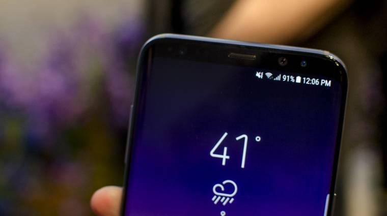 Óriási a kereslet a Galaxy S8+ iránt kép