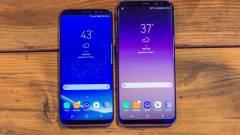 Hozzánk is jöhet a felturbózott Galaxy S8+? kép