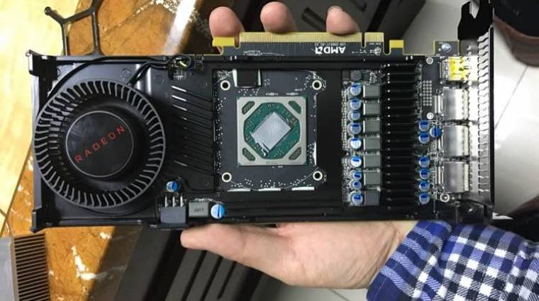 Ezt tudja a Radeon RX 580, RX 570 és RX 550 kép