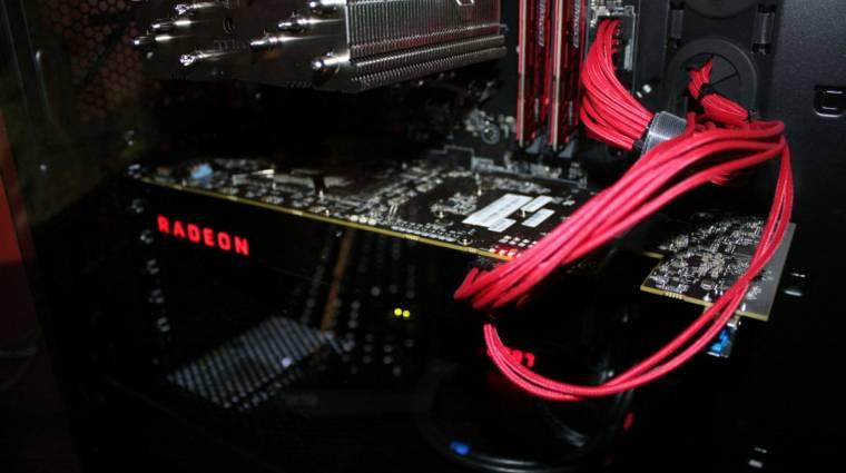 TITAN Xp-magasságokban mozog a Radeon Vega kép
