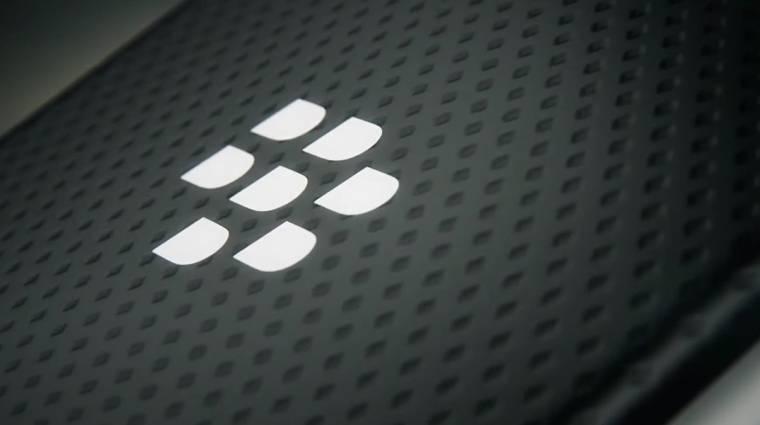 Jön a BlackBerry táblagép kép