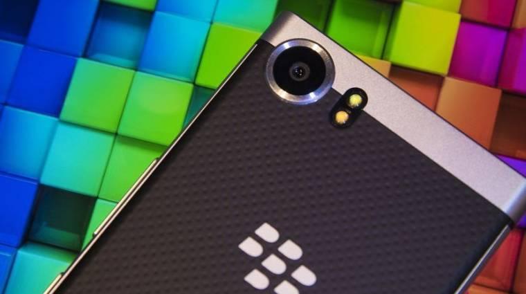 Csúszik a BlackBerry KEYone kép