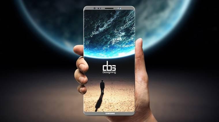Tényleg jön a Galaxy Note 8 kép