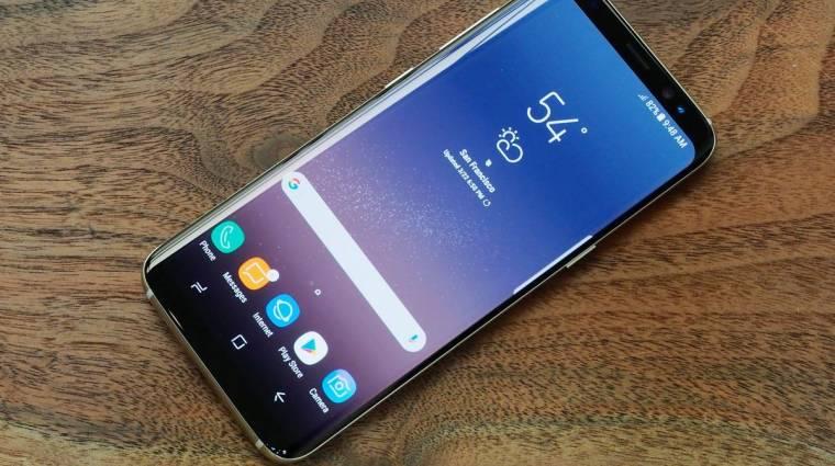 A Samsung tényleg durván figyel a biztonságra kép